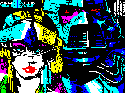 """""""Game Over 2"""" by Snatcho (1987)"""