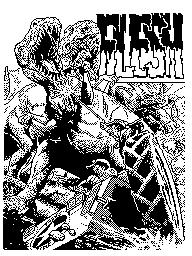 """""""Flesh"""" by Eduardo Lopez, 3 место на PAP'89"""