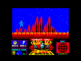 Captain Planet by Nick Bruty