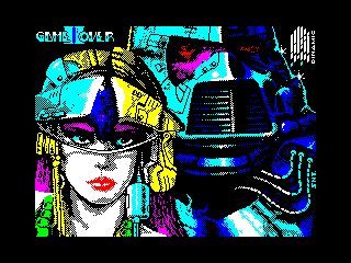 Game Over II by Snatcho (Ignacio Ruiz Tejedor)