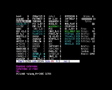Perfect Commander run codeblock